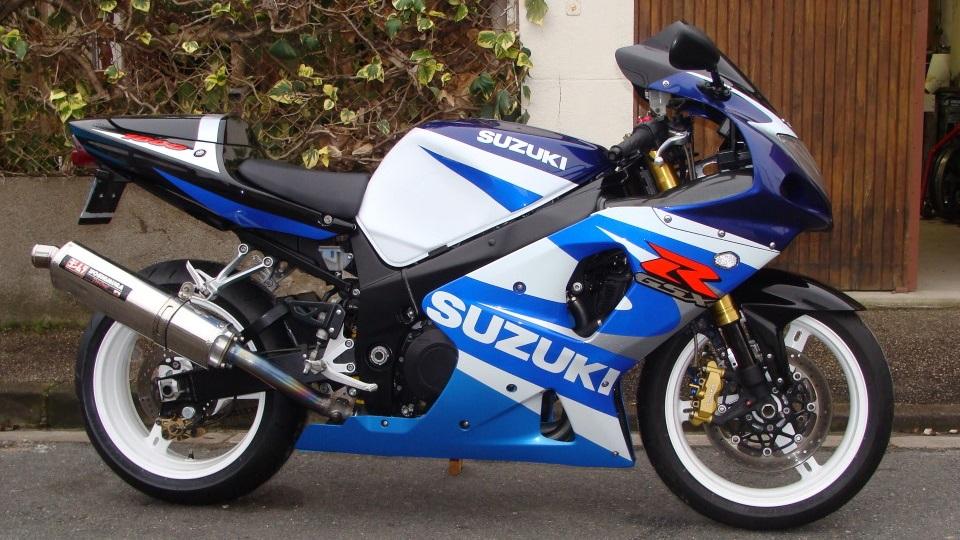 Suzuki GSXR 600 GSX-R 2001-2003 K1 K2 K3 K/&N Oil Filter